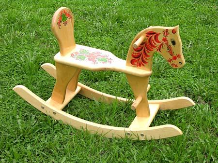 Детская лошадка - лошадка,лошади,лошадь игрушка,лошадка-качалка,дети,детская комната
